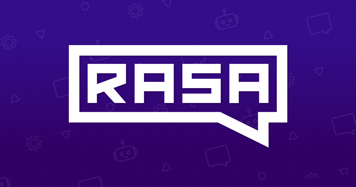 Rasa NLU: Language Understanding for Chatbots and AI assistants